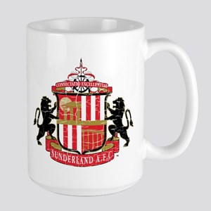 Vintage Sunderland AFC Cr 15 oz Ceramic Large Mug